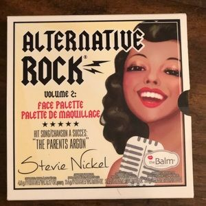 The Balm Alternative Rock Face Palette Volume 2